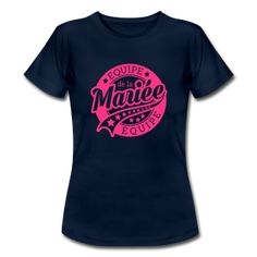 Chic Et Choc, Marie, T Shirt, Mens Tops, Fashion, Bridal Shower, Wedding Bride, Man Women, Women