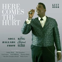 Here Comes The Hurt: Soul Ballads From King, Federal & DeLuxe - Various Artists