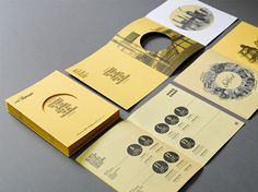 beautiful layout spreads by Studio DBD – Dave Sedgwick. Manchester graphic print…