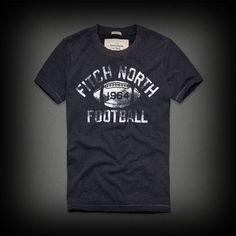 Abercrombie&Fitch メンズ Tシャツ  アバクロ Rollins Pond Tee Tシャツ
