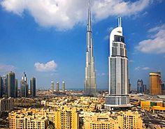 1 Jour 1 Découverte... aujourd'hui : Dubai
