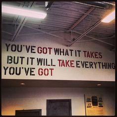 training inspiration fitness motivation make the choice