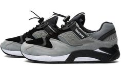 3d54a72c2fdb Saucony Grid 9000 PRM Bungee Pack Grey. Available now. http   ift
