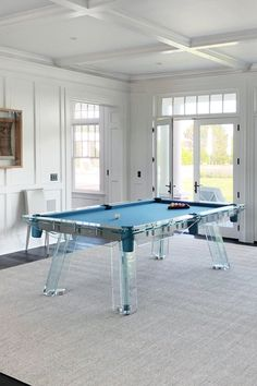 The Filotto pool table is an outstanding design piece that pushes the boundaries of the luxury game table industry #luxuryvilla