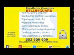 Cerrajeros Bellreguard 603 909 909 económicos