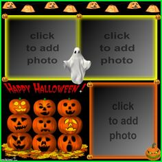 Happy Halloween ! Halloween Frames, Happy Halloween, Ads, Movie Posters, Halloween Picture Frames, Film Poster, Billboard, Film Posters