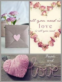 Moodboard 'All you need is love'. Pot Pourri, Collages, Color Collage, Mood Colors, Photo Images, Beautiful Collage, Jolie Photo, Everything Pink, All You Need Is Love