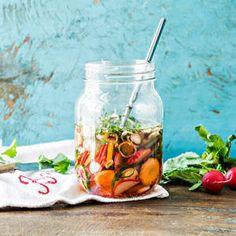 Pikkelöidyt kasvikset | K-Ruoka