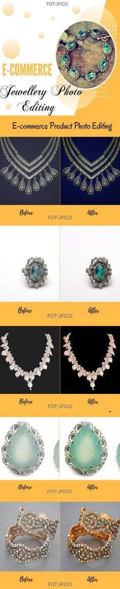 Trends come and go, and styles evolve! Get beautified and stunning e-commerce jewellery photo edits that boost up your business at https://www.fotofigo.com/   #jewelrylovers #photographer #photography #product #creative #photoedits #shadowmaking #colorcorrections #imagemasking