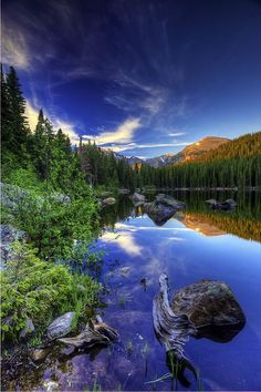 Bear Lake, Rocky Mountain National Park, Colorado | HoHo Pics