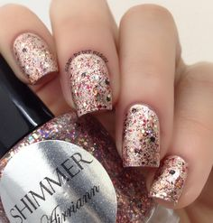 Shimmer Polish Airriann Lacquer is the Best Medicine