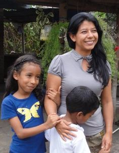 Luz is in hiding again after her husband's killer was released from prison.