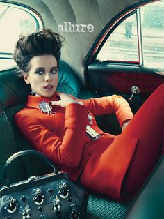 fashion editorials, shows, campaigns & more!: kate beckinsale by norman jean roy for allure august 2012 High End Fashion, Star Fashion, Fashion Fashion, Kate Beckinsale Hair, Woman In Car, Norman Jean Roy, Classic Portraits, Glamour Shots, Editorial Fashion