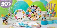 Tsum Tsum Party Supplies