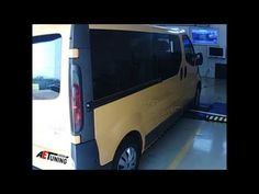 Renault Trafic 2.0DCI 115LE DYNO AET Chiptuning teljesitmenymeres refere...