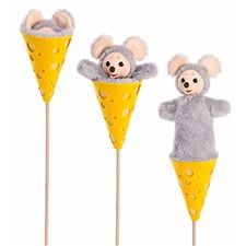 Mouse Cone Puppet