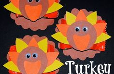 Fun & Easy Turkey Treats - Tip Junkie