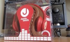 """CHOCO BEATS"" Chocolate Headphone by Jamin The Netherlands"