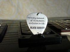 Rory Gallagher Guitar Pick Plectrum Necklace Bracelet Keyring Badge Charm BW