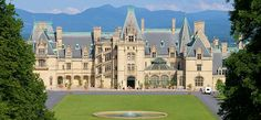 Biltmore House in Asheville, NC - one of my all-time favorite vacation destinations