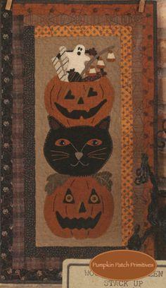 Woolen Halloween Stack Up