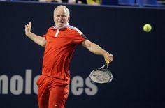 John McEnroe - CT Open