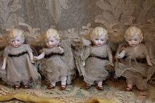 Factory German Bisque Angels