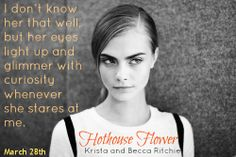 Ryke quote about Daisy From kbmrithie.com - Ryke bonus material - edit by @Literary George
