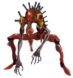 """Beast Mode (ビーストモード) is a special built-in combat function that gives an Eva pilot access to more of an Eva's innate power, resembling a """"controlled berserk"""". In Evangelion 2.0, the mode is showcased when Mari pilots Unit-02 against the Tenth Angel. After traditional combat methods prove ineffective..."""