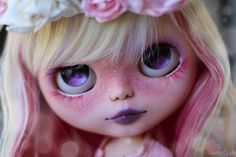 Rosalie has been put on reserve and layaway for T. Please do NOT purchase unless you are T.! Thank you.  2nd payment out of 2. Total cost of Rosalie is $550 plus ship.  ==============  -Rosalie is a one of a kind Custom Blythe doll. She is my 112th custom Blythe doll. -A lot of time, thought,effort, and love went into making Rosalie. -Rosalie is originally a TBL Blythe doll. -Rosalie will be packaged securely with care.  WO...
