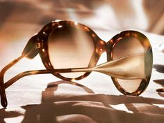 """Naomi Campbell For Burberry """"Gabardine Collection"""" Spring/Summer 2015 Eyewear Campaign"""