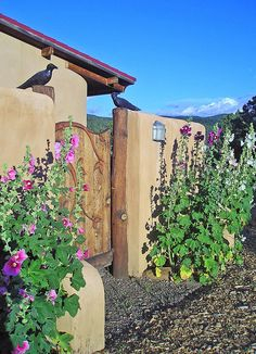 how to build a straw bale fence