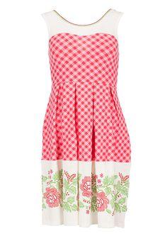 Køb Blutsgeschwister kjole online hos Denckerdeluxe.dk - NYHED