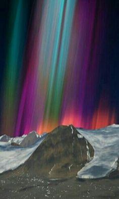 ☆☽ Ꭿմɽσɽą ᙖσɽҽąℓᎥʂ Ƭɦҽ ♑Ꭵɠɦ৳ Ꮥƙƴ ☾☆ ~ Atmospheric Optics Lenticular, Aurora Australia - by Megan Jenkinson Beautiful Sky, Beautiful World, Beautiful Places, Beautiful Pictures, Aurora Borealis, Northen Lights, Sistema Solar, Natural Phenomena, Belle Photo