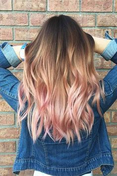 Trendy Ombre Hairstyles that Make Your Hair Shine Picture 3