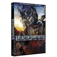 Transformers: Revenge of the Fallen (Two-Disc Special Edition) : Disclosure : affiliate link