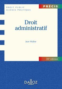 Droit administratif 2014 25e édition