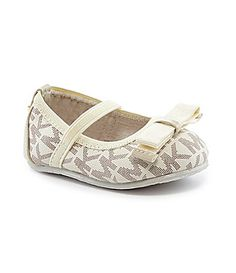 MICHAEL Michael Kors Grace Dana Mary Jane Crib Shoes