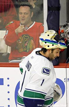 """Hey Luongo , you think you're so good but you suck , yes you do.""  haha pretty sure we all feel the same way about Luongo"