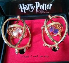 Multicolor optional  Harry potter time Turner by itypeicool, $1.99