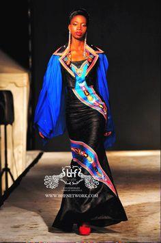 Moda Africana BHF MAGAZINE ÁFRICA