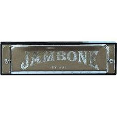 Jambone Harmonica Eb (Eb) by Jambone. $4.99. The Jambone is a diatonic harmonica that delivers good performance at a modest price. Available in a full range of keys... Save 67%!