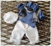 Βαπτιστικά Ρούχα Για Αγόρι Babel bra049
