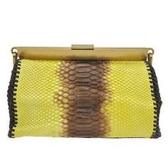 Tom Ford New Tom Ford For Yves Saint Laurent 2002 Collection Suede Stones Clutch Handbag Y6hxmUMQJ