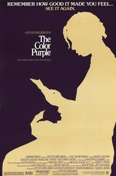 "The Color Purple, starring African American icons Whoopi Goldberg and Oprah Winfrey. This movie is set in the South during the 1930's. Racism, segregation, domestic violence, and more. Adapted from the Pulitzer Prize winning novel ""The Color Purple"".  Link: http://www.impawards.com/1985/posters/color_purple_ver2.jpg"