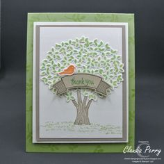 Thoughtful Branches - Short Tree | Stamping in Columbus, GA | Bloglovin'