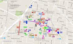 El mapa definitivo de tepito | Chilango.com