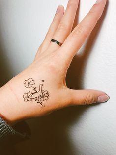 Dainty dinosaur tattoo with hibiscus flowers! Dainty dinosaur tattoo with hibiscus flowers! Dainty dinosaur tattoo with hibiscus flowers! Dainty dinosaur tattoo with hibiscus flowers! Friend Tattoos Small, Bff Tattoos, Dainty Tattoos, Best Friend Tattoos, Mini Tattoos, Cute Tattoos, Beautiful Tattoos, Body Art Tattoos, Small Tattoos