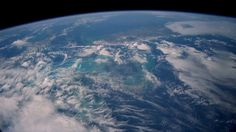 Brian Eno - An Ending (Ascent) [1080 HD] A spectacular video of the earth from Space. All of this beauty in Sight and Sound and we humans still kill each other. Sad....