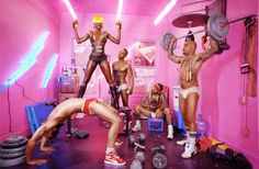 Antonio Garbla: David LaChapelle.
